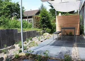 weber gartenbau 4147 aesch basel gartenbau With französischer balkon mit sitzplatz im garten mit sichtschutz