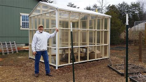 awesome diy greenhouse