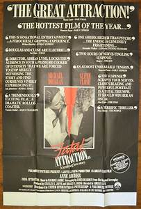 Fatal Attraction (UK Bus Stop Poster) - Original Cinema ...