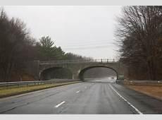 Bridgehuntercom Johnson Road Wilbur Cross Parkway Bridge