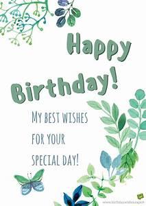 Happy Birthday to a Great Friend!