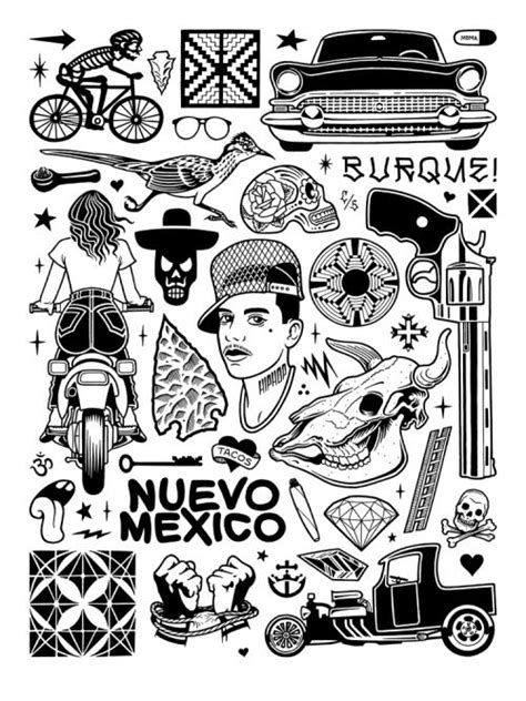 New poster edition to be released at Blacklist Tattoo in... | Mike Giant | Tattoo ideen, Tattoo