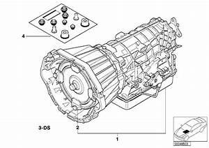 Bmw 540i Exch  Automatic Transmission Eh  A5s 440z