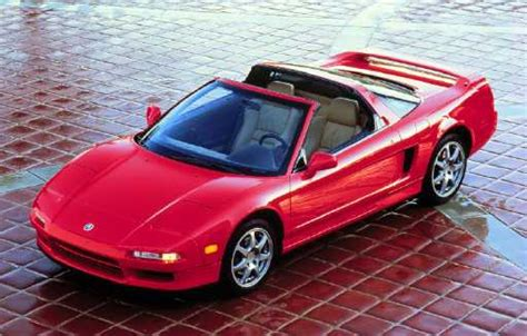 96 acura nsx the auto channel