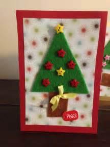 Easy Preschool Christmas Cards