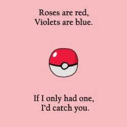^10 Pokemon Pick up Lines^