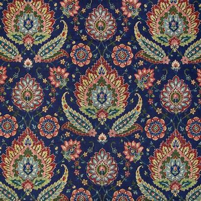 Fabric Floral Fabrics Upholstery Linen Furniture Kovifabrics