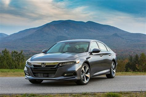 2018 Honda Accord First Test  Motor Trend