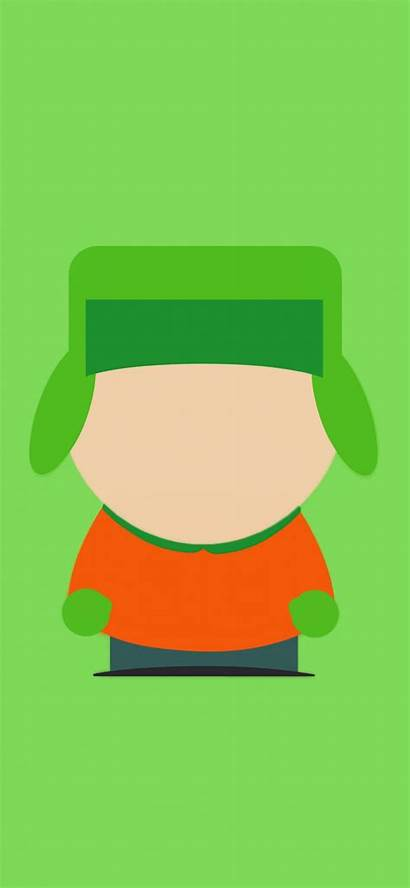 Kyle Broflovski South Park Minimal Iphone