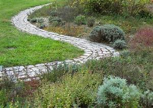 Wege Im Garten Anlegen : pfad anlegen naturnahe wege ~ Buech-reservation.com Haus und Dekorationen