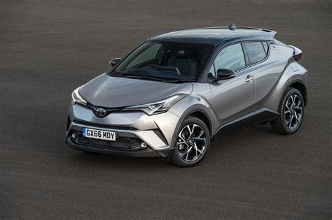 2017 Toyota C-hr Arriving February
