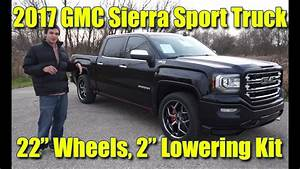 Our First Sca Sport Truck  2 U0026quot  Lowering Kit  22 U0026quot  Wheels