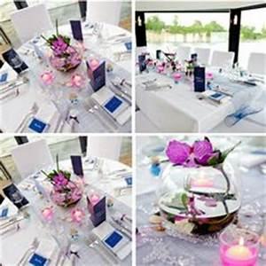 Deco Mariage Bleu Marine : 1000 images about inspirations mariage bleu marine et rose on pinterest mariage reception ~ Teatrodelosmanantiales.com Idées de Décoration