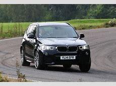 BMW X3 Review Auto Express