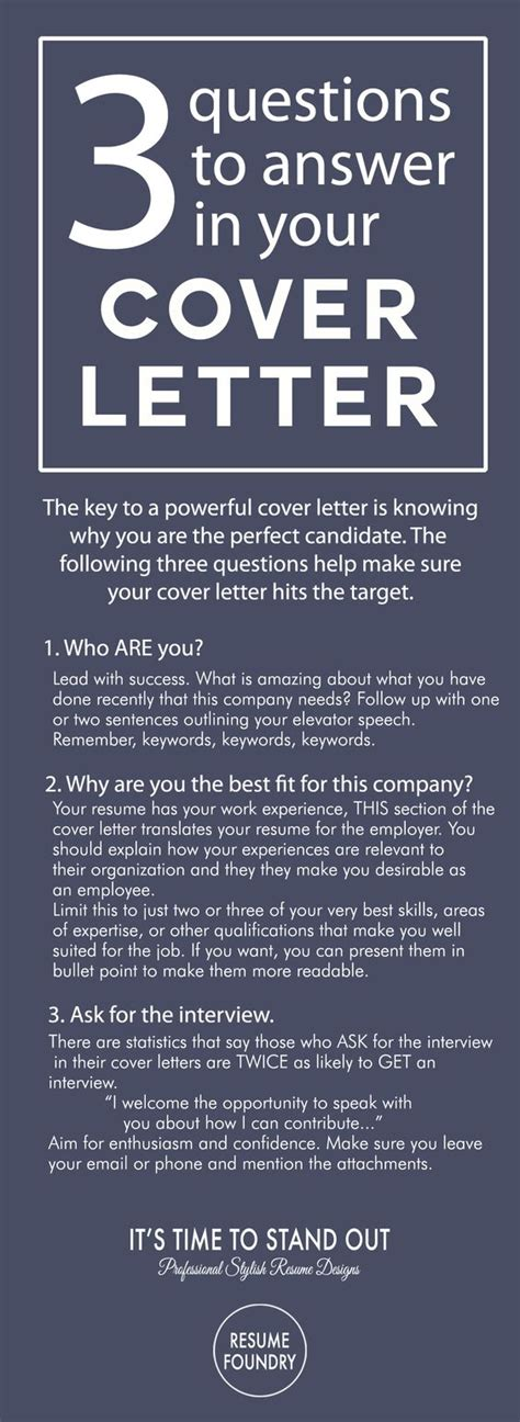 Cover Letter Tips by Cover Letter Tips Outline How To Write A Cover Letter