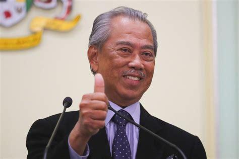 محي الدين بن محمد ياسين; Malaysian Prime Minister Muhyiddin will be among the first ...