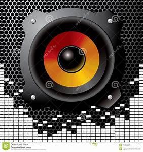 Vector Audio Speaker Royalty Free Stock Photography ...