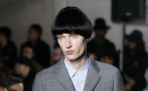Coiffure Homme  Retour Sur Les Styles Vus à La Fashion