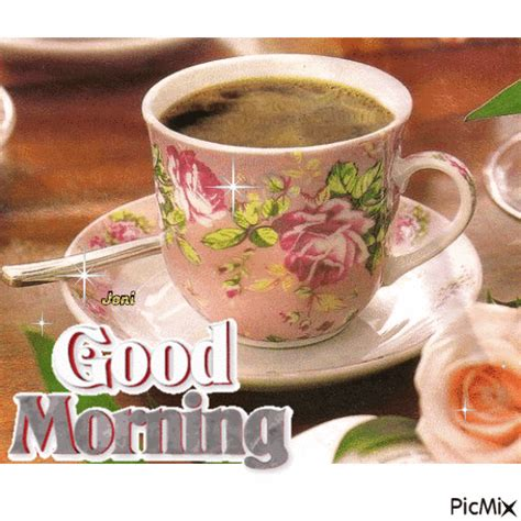 Lovethispic offers good morning pictures, photos & images, to be used on facebook, tumblr, pinterest, twitter and other websites. Sparkling Good Morning Coffee Gif Pictures, Photos, and Images for Facebook, Tumblr, Pinterest ...