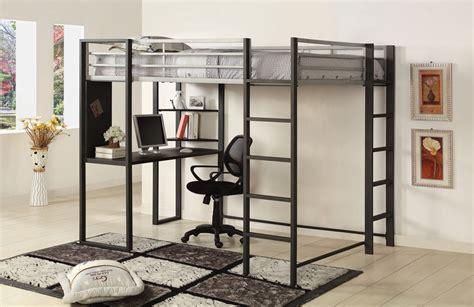 loft bed with desk underneath loft bunk bed with desk underneath ideas making loft