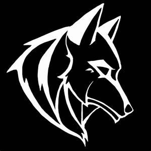 Wolf's Head Design by nv on DeviantArt