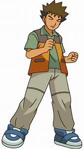 Pokemon Brock (02) by BhalSketchit on DeviantArt