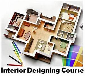 Diploma course in interior designing getentrancecom for Interior decorating online course