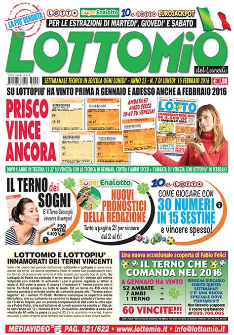 Ufficio Premi Lotterie Nazionali by Numeri Lotterie Italia