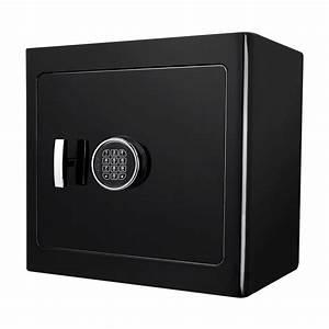 Barska Safe For Jewelry With Electronic Keypad Lock Black