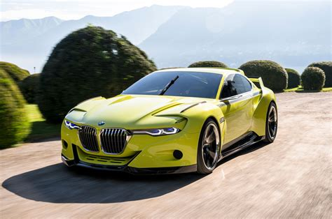 Bmw 3.0 Csl Hommage Concept World-exclusive First Drive
