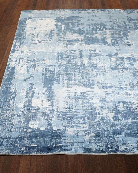 Horizon Rug by Exquisite Rugs Blue Horizon Rug