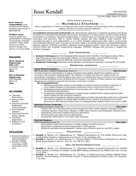 electrical engineer resume sle electrical engineering