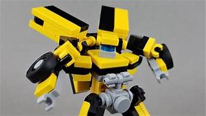 Instructions - Lego Transformers Movie Bumblebee