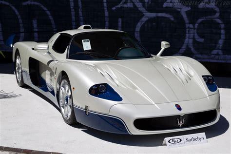 Maserati MC12 - Chassis: ZAMDF44B000016975 - 2015 Monterey ...