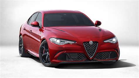 The Alfa Romeo Giulia Is A 503bhp, Rwd Supersaloon  Top Gear