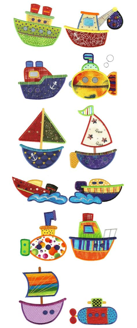 Row Row Row Your Boat Hippo by 1000 Ideas About Machine Embroidery Applique On