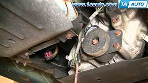 How To Replace 4x4 Transfer Case Shift Motor 95