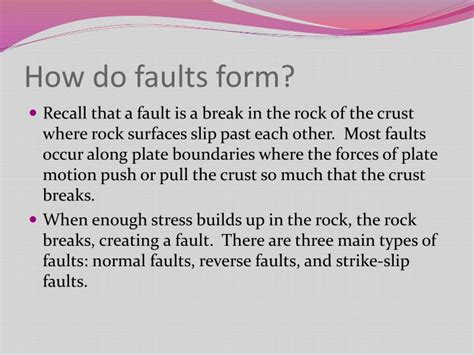 ppt forces in earth s crust powerpoint presentation id