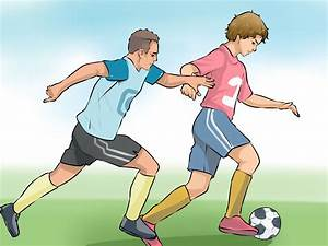 How To Play As A Full Back In Soccer  13 Steps  With Pictures