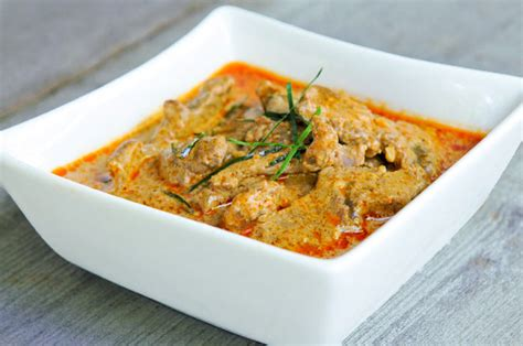 panang curry recipe panang curry recipe dishmaps