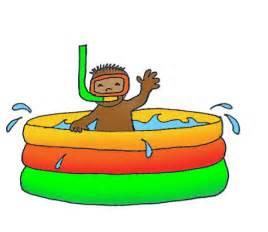 Summer Pool Clip Art Free