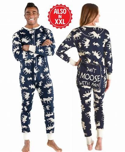 Adult Flapjack Onesie Pajamas Matching Moose Lazyone