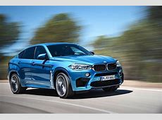 2015 BMW X6 M First Drive Motor Trend