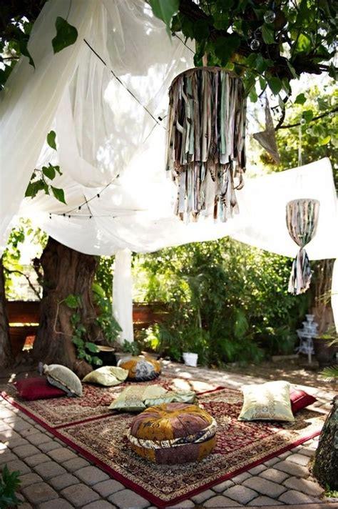 adorable boho chic terrace designs digsdigs