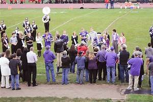 Mount Gilead High School homecoming court honored at ...