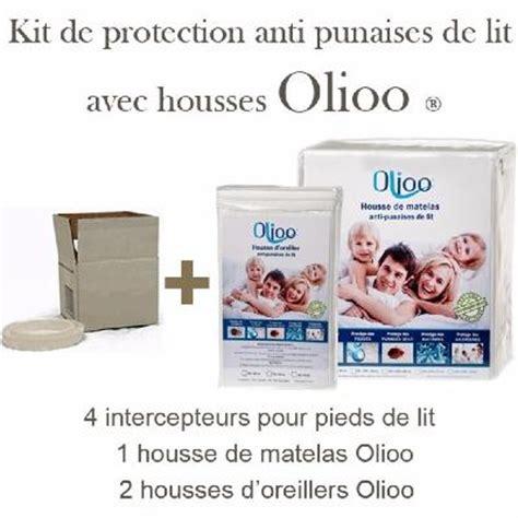 kit simple pour literie avec housse olioo kit pour literie avec housse olioo avec intercepteurs