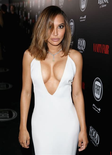 Naya Rivera Cleavage Pics The Fappening Celebrity Photo Leaks