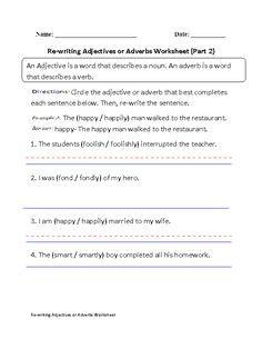 underlining simple subject worksheet  grade