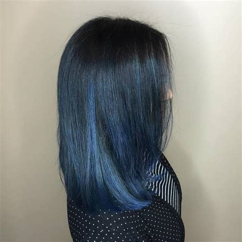 30 Fairy Like Blue Ombre Hairstyles Page 15 Foliver Blog