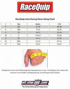 Racing Gloves Size Chart Suse Racing